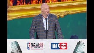 Jeff Ross Roasts the Inside Guys | All-Star 2020