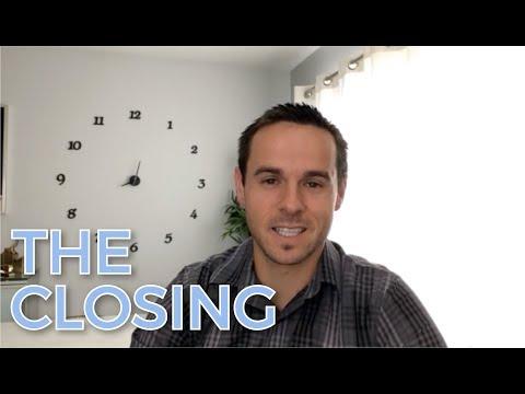 The Closing - Sacramento Real Estate Explained