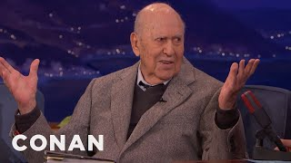 Carl Reiner Tells A Dirty Joke  - CONAN on TBS