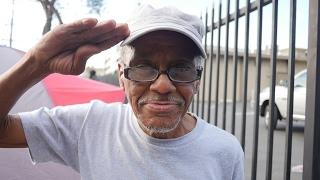 Leonardo Is A Vietnam Veteran Living Homeless In Los Angeles