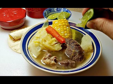 Beef Caldo Recipe (Caldo de Res)