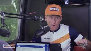 Armstrong On Thomas's SLOW TIMES up Alpe D
