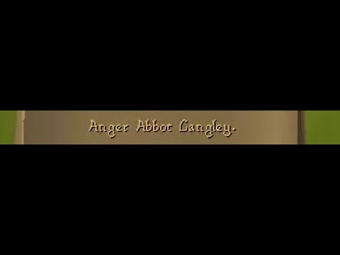 Anger Abbot Langley OSRS clue