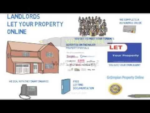 Landlords - Save Money - Let Your Property Online