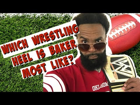 This Is The WWE Wrestling Heel Baker Mayfield Is Most Like | Oklahoma Football