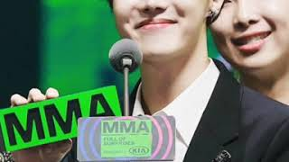 BTS Fake Love 2019 MMA Remix J HOPE Solo