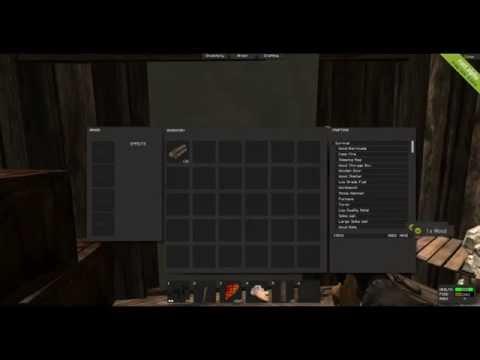 Blueprint Unlock + Wood Gatherer