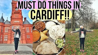 Download Must Do Things in CARDIFF!! Vegan food, Activities and much more! Video