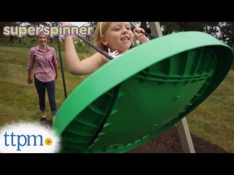 Super Spinner Swing from PlayMonster