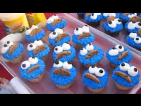 DIY Easy cupcake decorations ideas for kids