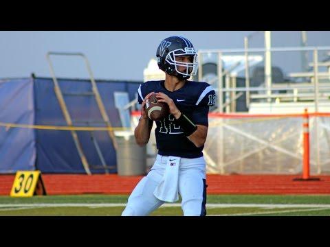 Dylan McCaffrey (Michigan Commit) vs Saguaro HS (2016)
