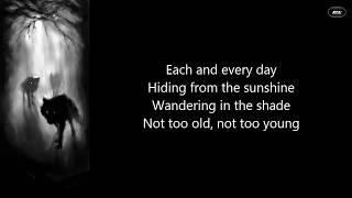 SIAMÉS - THE WOLF (lyrics)