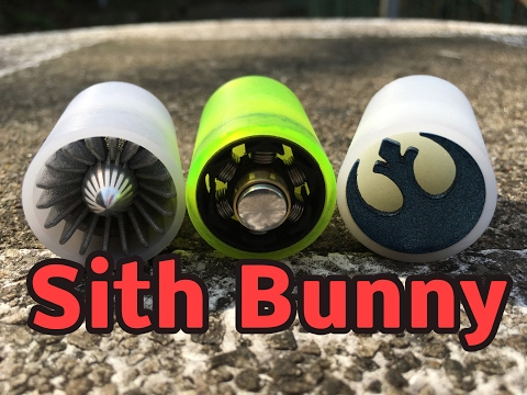 Sith Bunny - Blade plugs full review.