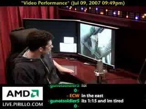 Flash Video Performance