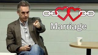 The Real Reason for Marriage - Prof. Jordan Peterson