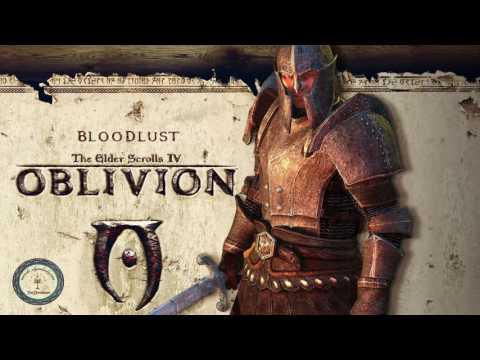 The Elder Scrolls IV: Oblivion - OST - Bloodlust - 1080p HD