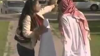 كاميرا خفية خطيرة عربية +18