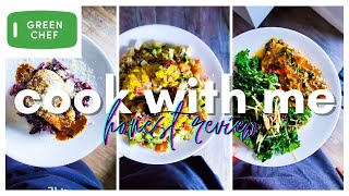I tried the GREEN CHEF Keto Meals [honest review, unboxing, cook with me] Meal Delivery Kit 2020