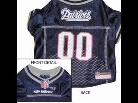 NFL Dog Jerseys