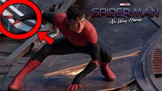 NEW Spider-Man No Way Home SCENES Breakdown   Official Sony Spiderverse Movies Announcements