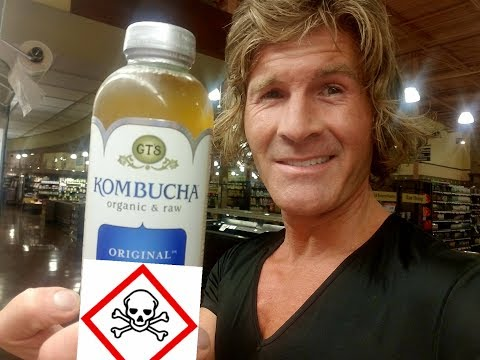 Drinking Kombucha & Kefir is NOT Healthy