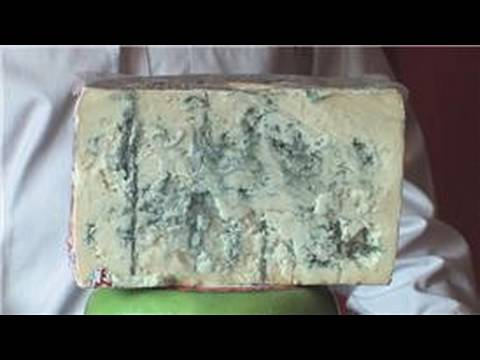 Cheese Production & Facts : About Blue Cheese