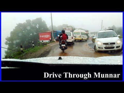 Renault Kwid Hill Drive - Munnar Gap Road, Kerala - Part 3
