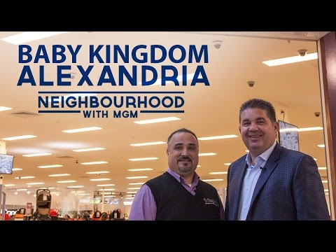 Baby Kingdom Alexandria - Neighbourhood With MGM Properties Episode 30