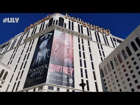 Walking Thru Planet Hollywood Las Vegas!