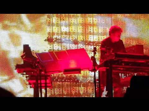Jean-Michel Jarre - Oxygène 4 - The O2 Arena, London, 7/10/16