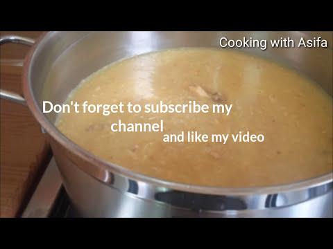 Chicken Daliya khichdi recipe   How to make khichdi   homemade Broken Wheat Khichdi - Dalia