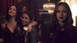 choni + [veronica] | the heart wants what it wants | riverdale | cheryl and toni