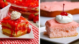 Download 10 Yummy Dessert Ideas   Cakes, Cupcakes & More Easy Dessert Recipes by So Yummy Video
