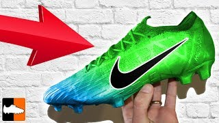 5c667ad4eadc How To Make STUNNING Nike Boots! Rare Limited Editions!