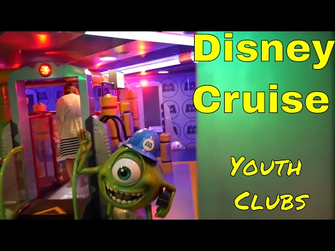 Disney Fantasy Cruise Kids Club - Tips