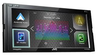 Reviews JVC KW M730BT Car Stereo In-Dash Car Bluetooth Receiver