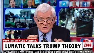 Phil Donahue's Insane New Theory Why Trump Became President