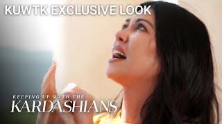 Teary Kourtney Kardashian Analyzes Her Life As Birthday Looms   KUWTK Exclusive Look   E!