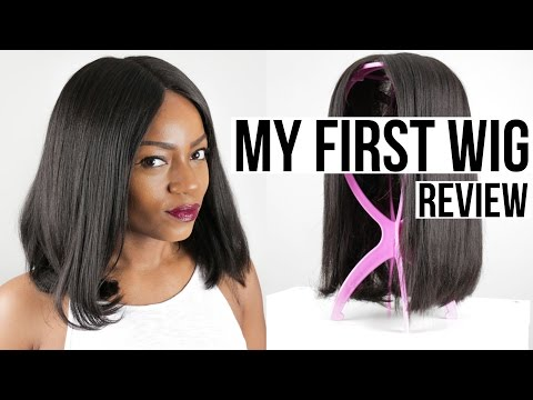 My First Wig (Wigs For Beginners) (Hair Update)