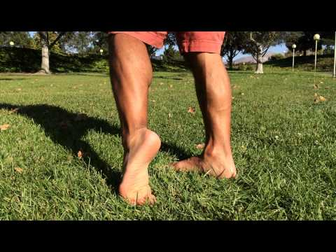 Flexibility for Toes, Feet, & Ankles