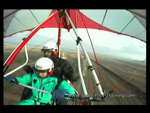Learn To Fly A Trike 2 - Trike Flying to get your sport pilot license
