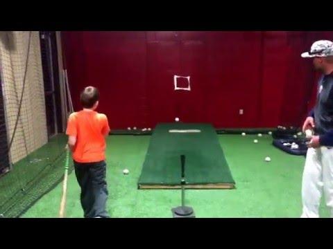 Quinn Wood Bat Hitting Tip #3