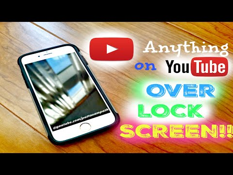 Play Youtube on Background for free!! Iphone/Ipad over LOCK SCREEN!! NO APPS NEEDED
