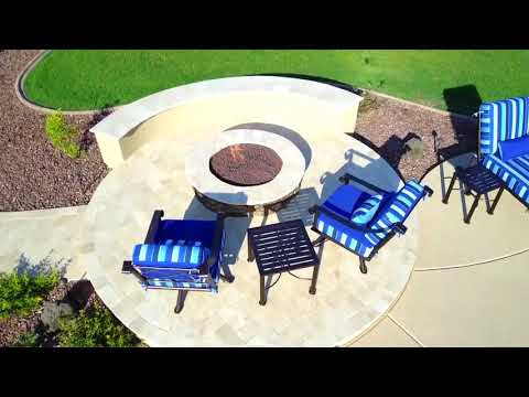 The Ultimate Party Backyard by Caribbean Pools