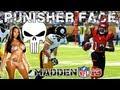 Madden Nfl 13 Aj Green Punisher Face Crazy Madden Online Ran