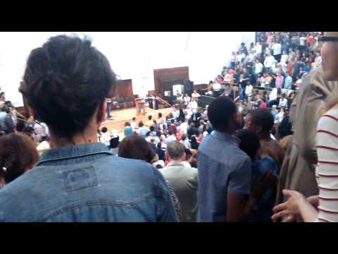 Euston London Miracle Rally