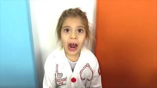 Download Kız oyunları. Play-Doh Dişçi seti ile oynuyoruz Video