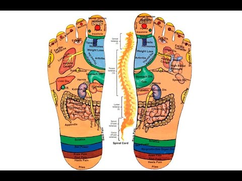 This Is Why You Need To Massage Your Feet Every Night Before Bed!