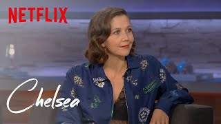 Download Maggie Gyllenhaal on Playing a Prostitute in 'The Deuce' (Full Interview)   Chelsea   Netflix Video