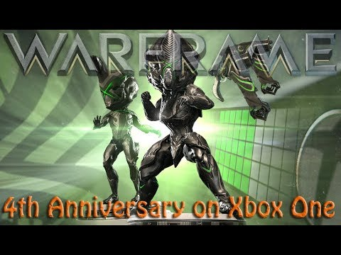 Warframe - 4th Anniversary on Xbox One